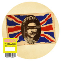 Sex Pistols - God Save The Queen picture disc 2012